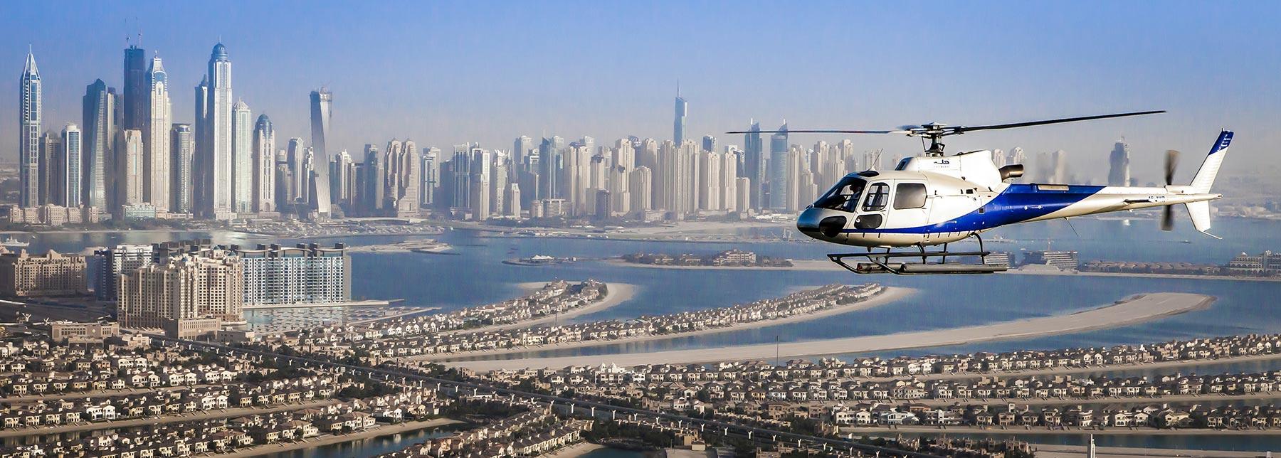 Dubai-Helicopter-Tour